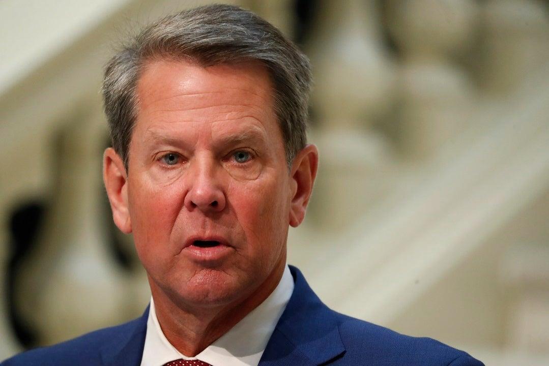 Georgia Republican Gov. Brian Kemphas slammed a Democratic congressman's remarks suggesting pro-Trump National Guardsmen would harm President-elect Joe Biden as