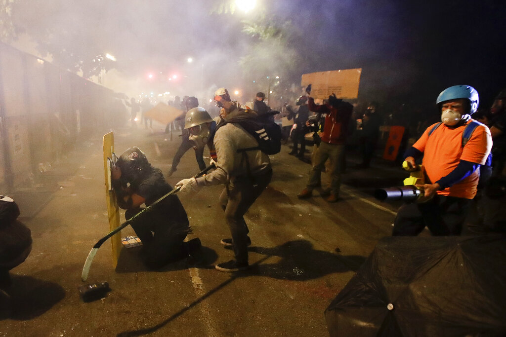 Watchdog group accuses police of excessive force in...