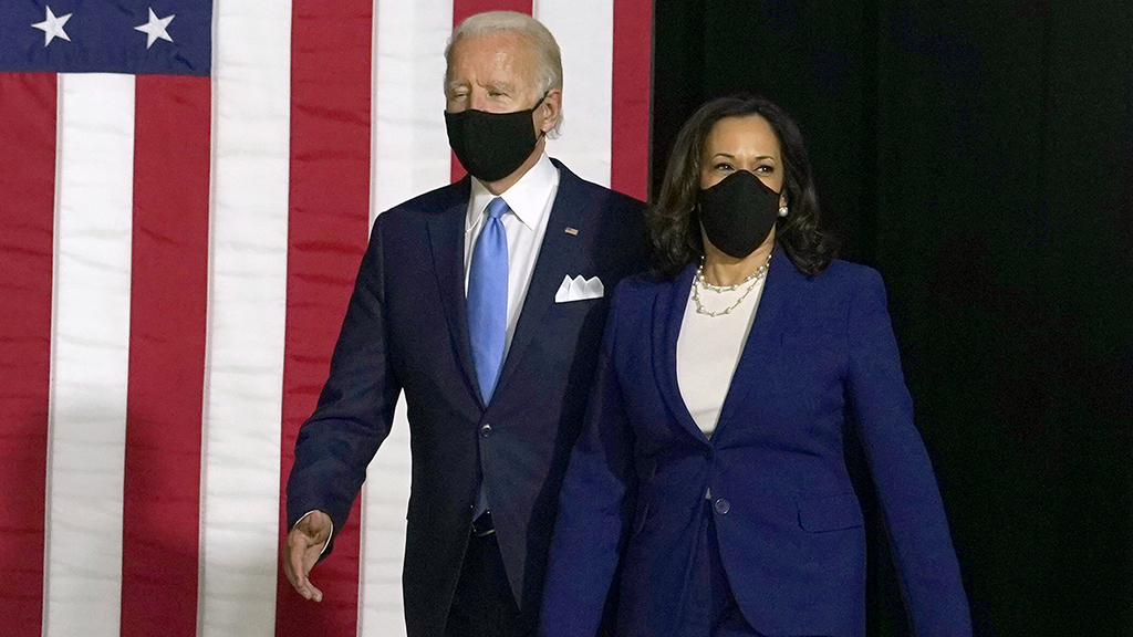 GOP rep says Biden's pick of Kamala Harris for VP is 'pretty cool'
