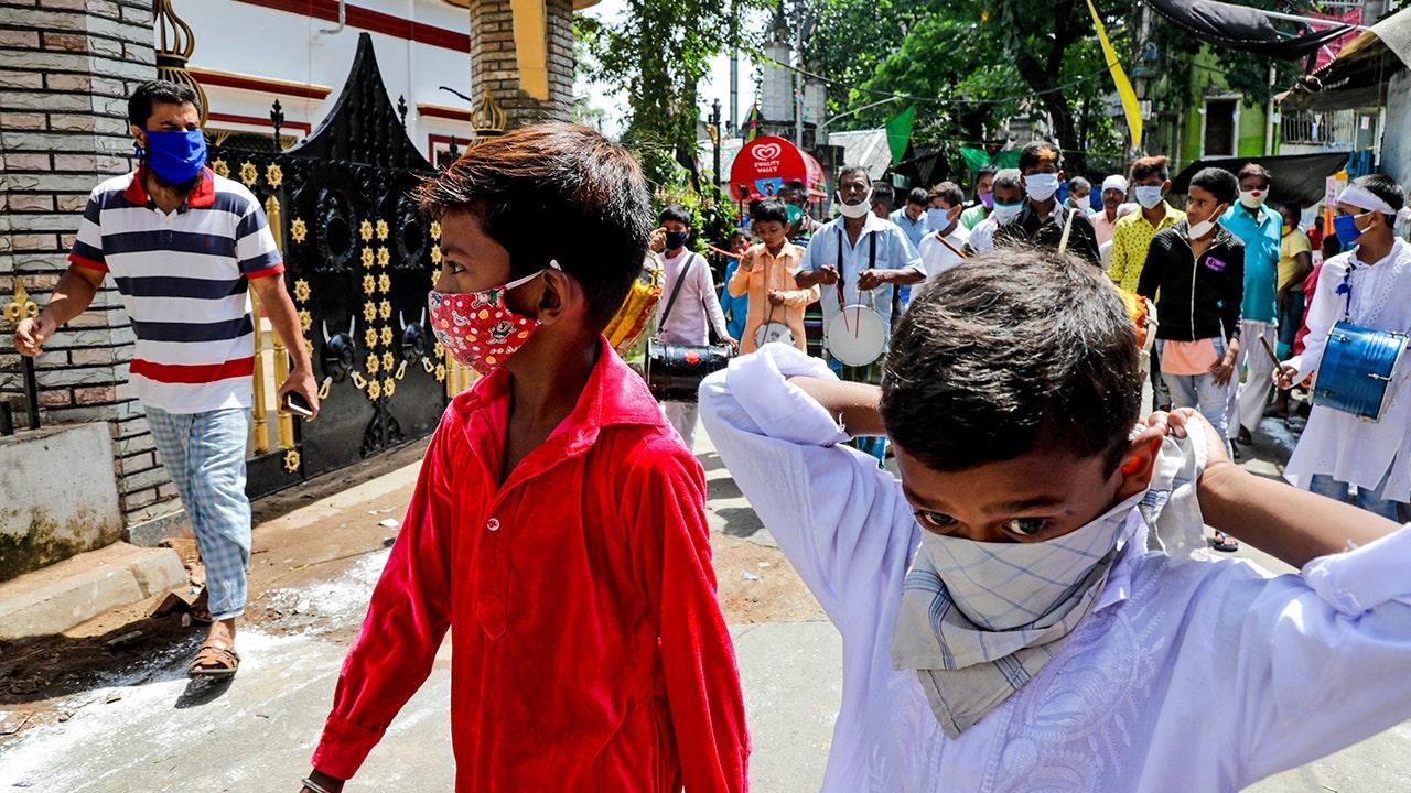 India surpasses 4 million coronavirus cases – Fox News