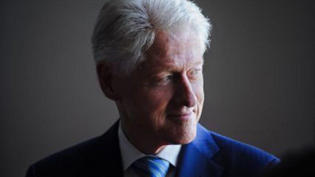 Bill Clinton wishes Trump well after COVID diagnosis