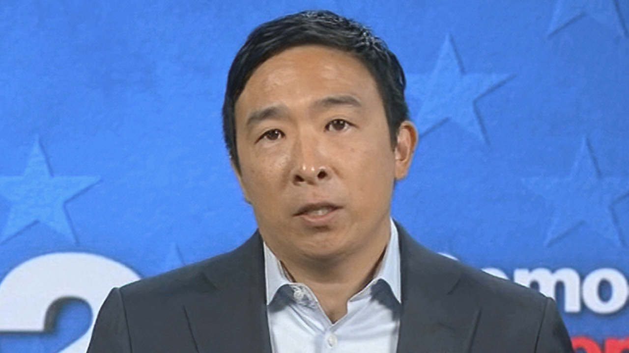 NYC mayoral debate: Andrew Yang only Dem candidate to say he wants de Blasio Cuomo endorsement – Fox News