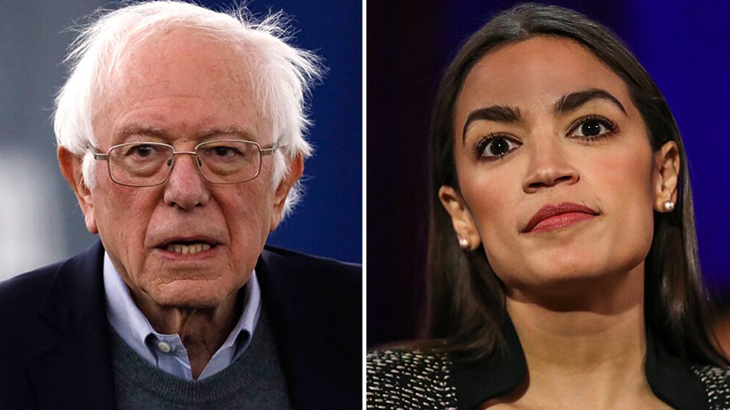 Bernie Sanders blames DNC, media for 'confusion' over AOC convention speech thumbnail