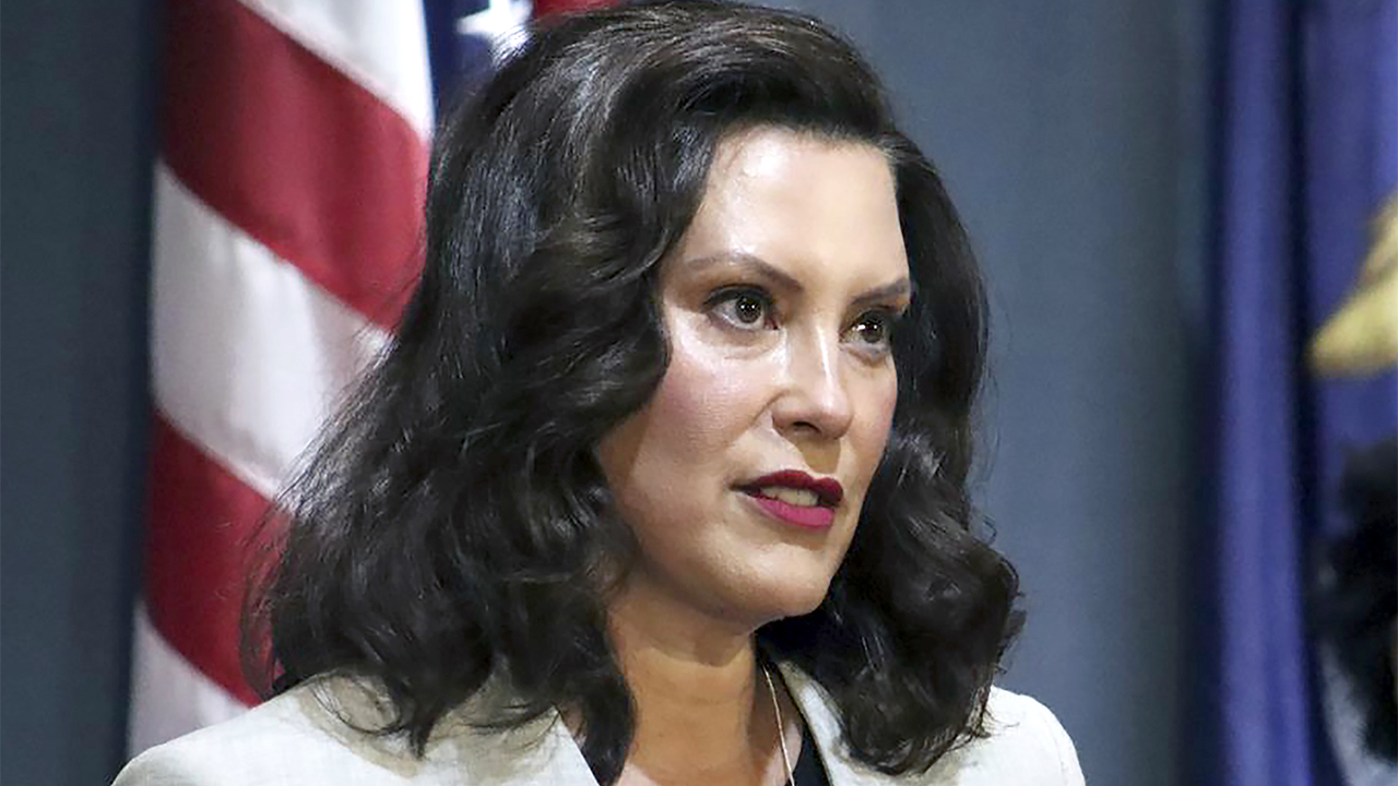 Michigan Gov. Gretchen Whitmer vetoes 'fearmongering' bill targeting voter fraud