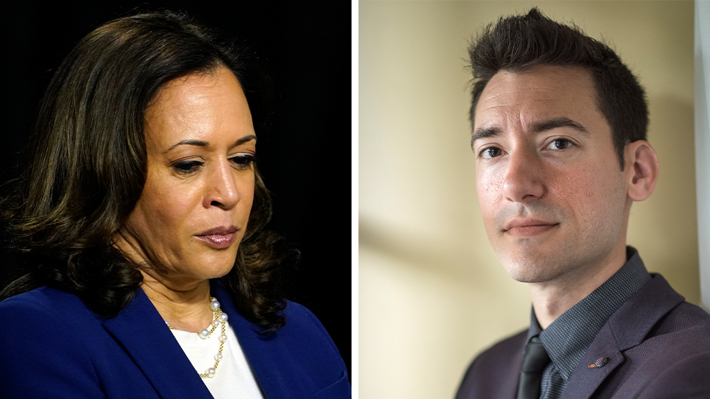 Pro-life journalist David Daleiden rips Kamala Harris' 'radical disrespect and contempt' for First Amendment