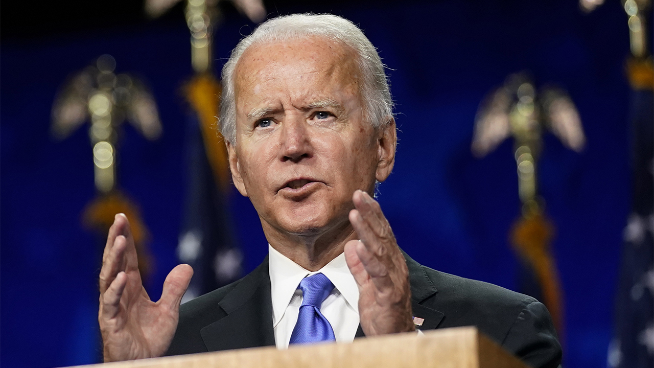 Biden says Trump seeks to 'defund the police' — through proposed cuts – Fox News