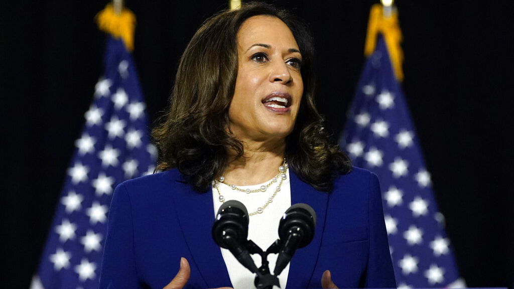 Kamala Harris praises BLM, says ongoing protests are