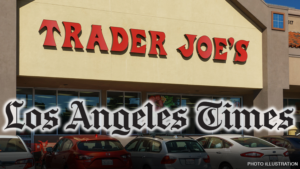 Los Angeles Times mocked for claiming Trader Joe's can 'break your heart' over its 'stances'