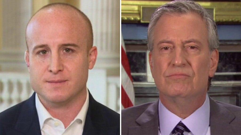 Democrat Rep. Max Rose dubs de Blasio 'worst mayor' in US history: 'It is an utter disgrace'