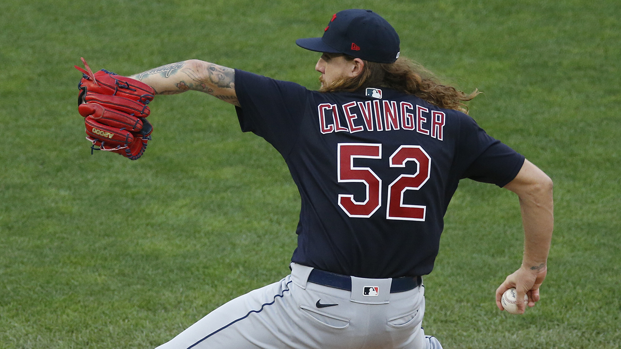 Indians keeping Clevinger, Plesac away after violations