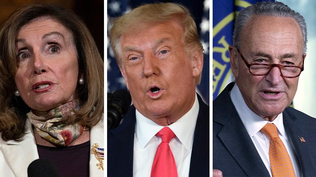 Liz Peek: Trump's big win on relief orders – here's why Pelosi, Schumer are so unhappy