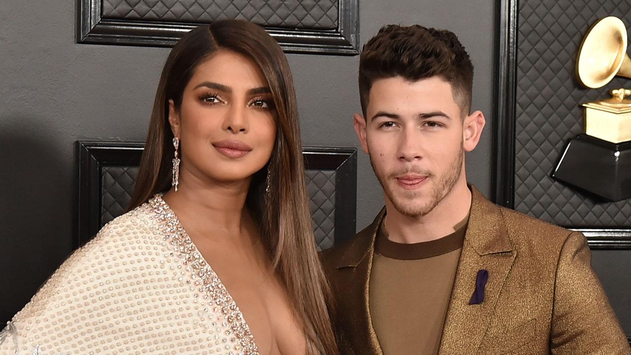 Nick Jonas eats off of wife Priyanka Chopra's backside in cheeky photo: 'Yummy'