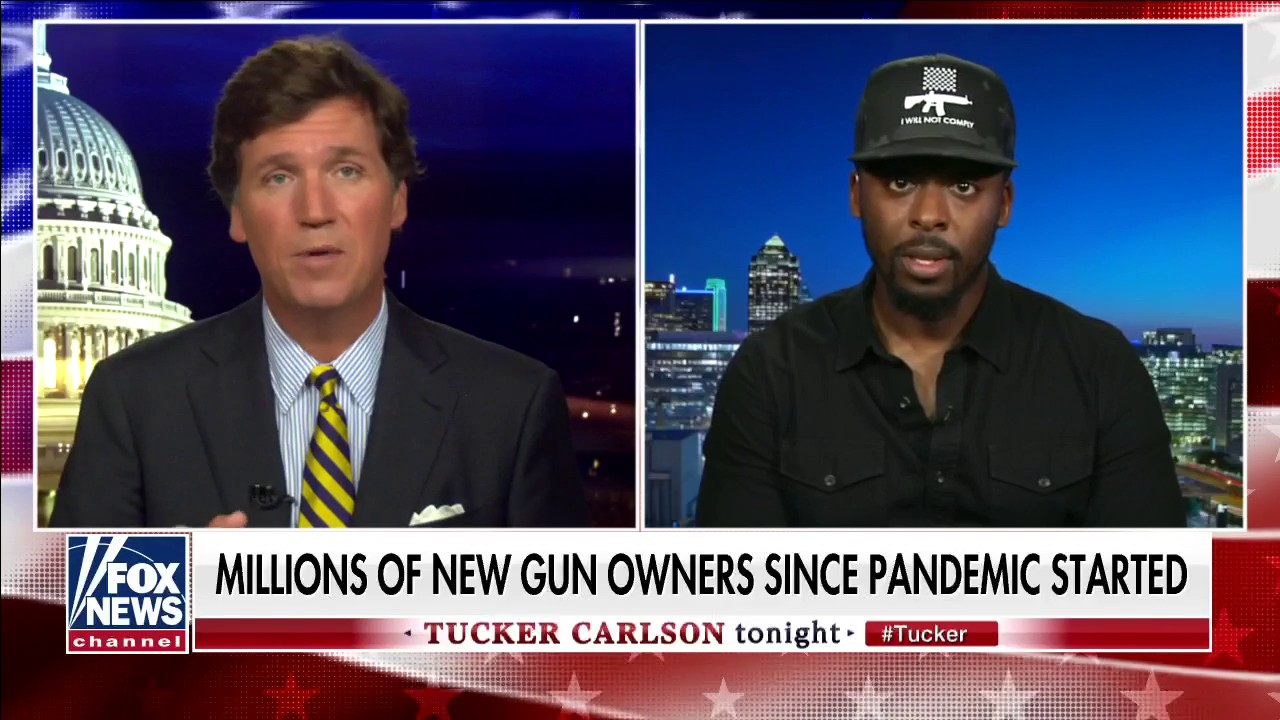 Second Amendment activist Colion Noir claims Harris hiding gun confiscation plans behind 'fancy words'