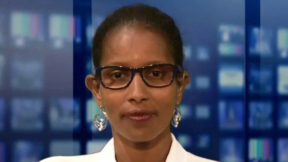 Ayaan Hirsi Ali calls out Biden for quoting Muhammad pronouncing Sharia law in remarks to Muslim voters