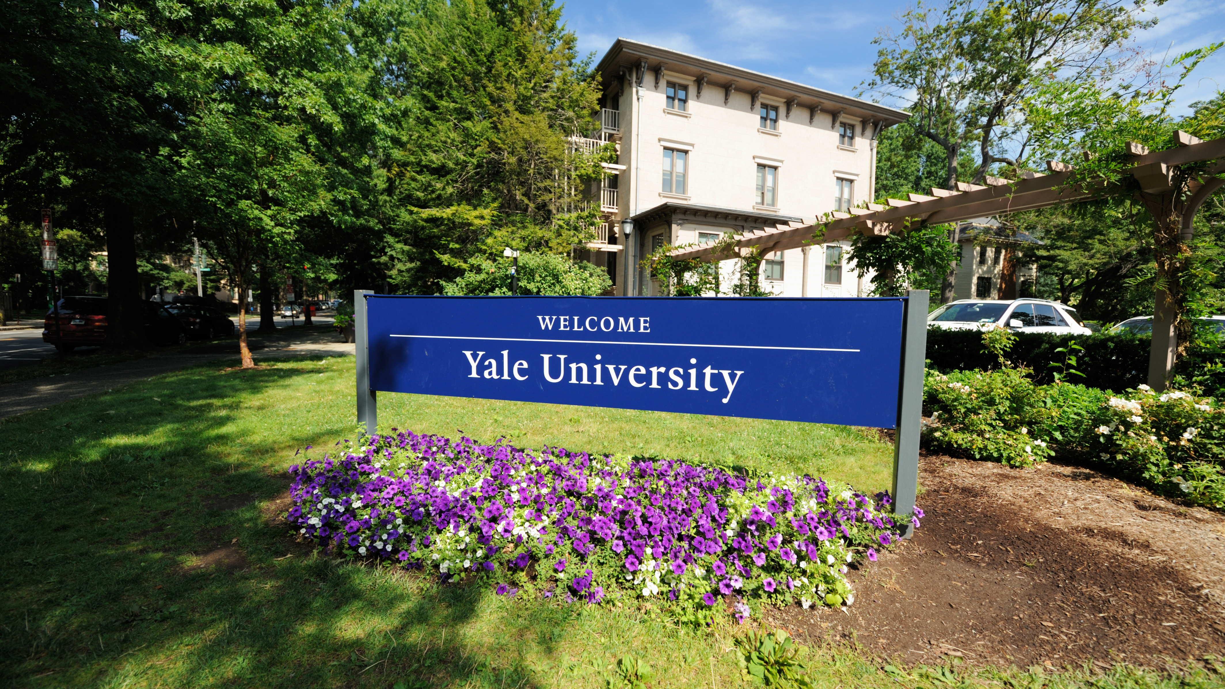 Yale University student sues over