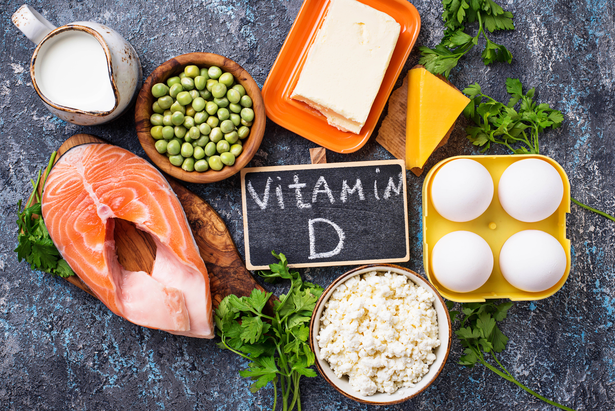 Vitamin D may not help depression in middle-aged and older adults: study - fox