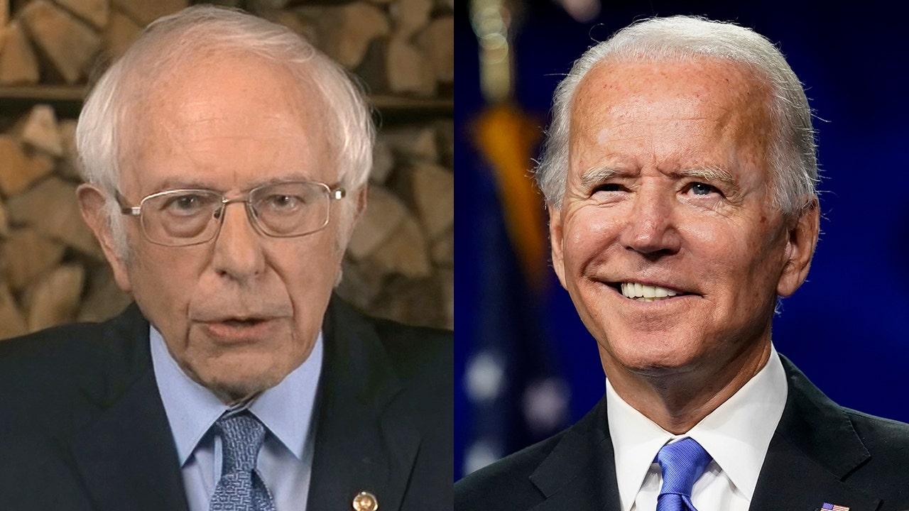 Joe Biden blasts Bernie in pitch to Wisconsin voters: 'I beat the socialist' thumbnail