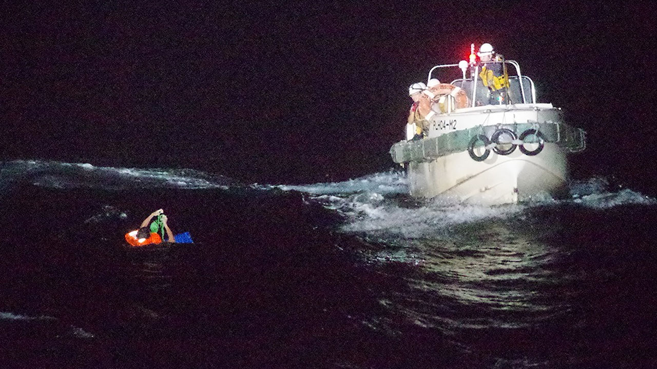 Ship carrying 43 crew members nearly 6000 heads cattle capsizes off Japan – Fox News