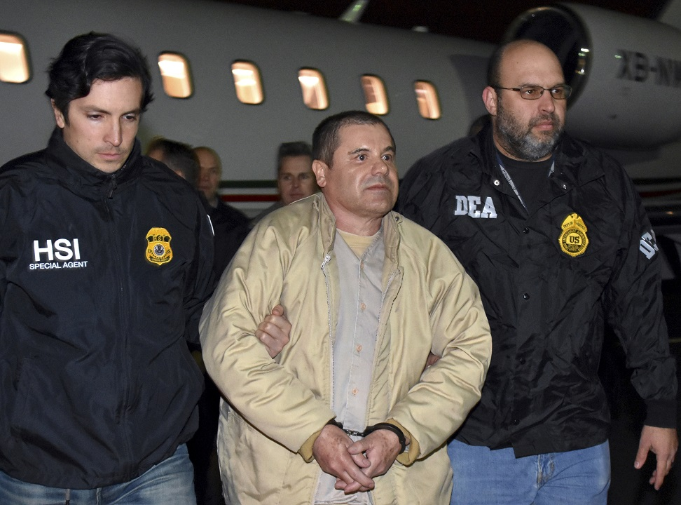 El Chapo's alleged top money launderer extradited to face conspiracy charges in US