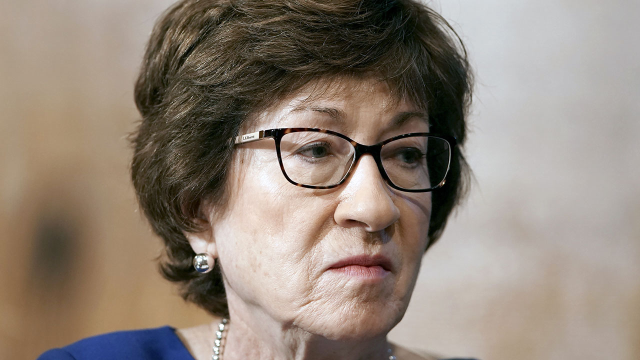 Susan Collins says she opposes voting on SCOTUS nominee before election