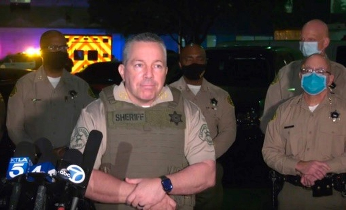 Deputy shot in Compton attack released from hospital - Fox News