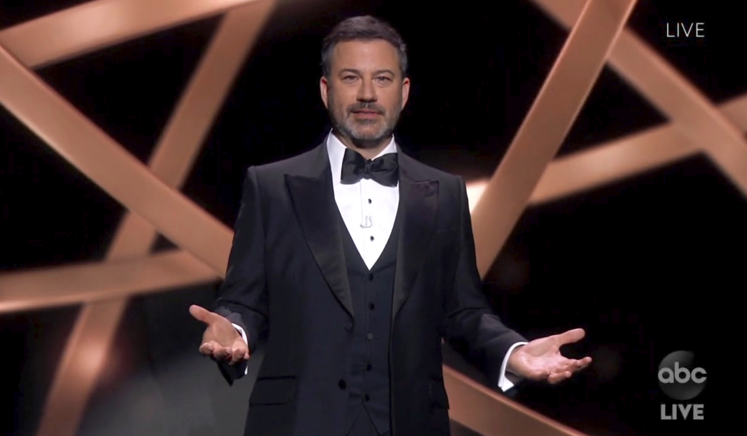Jimmy Kimmel's Emmy Awards telecast plummets to record low ratings – Fox News