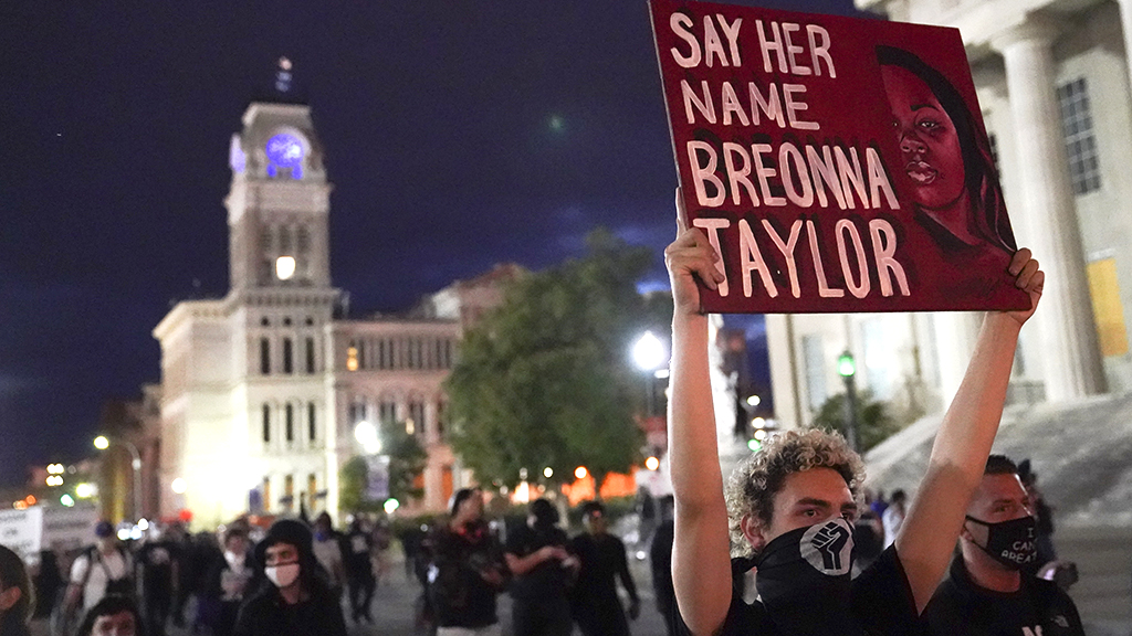 Amid Kentucky unrest, AP poll shows public support...