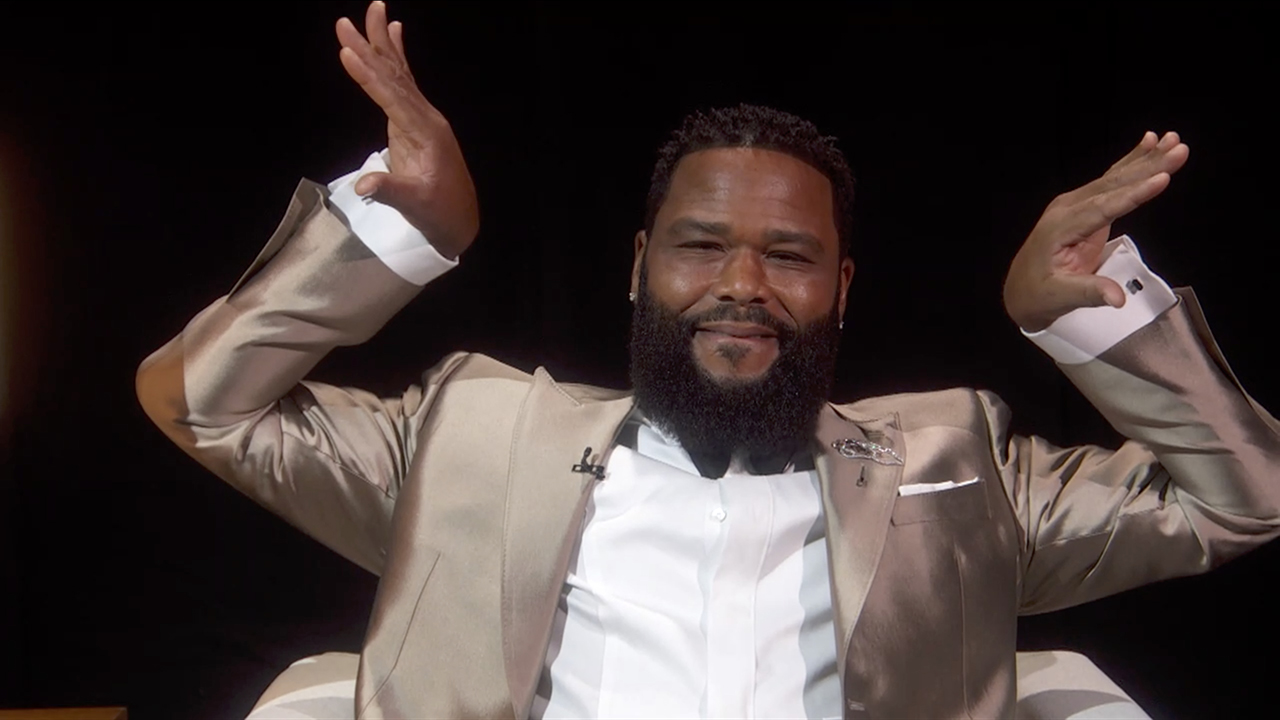 Anthony Anderson highlights Black Lives Matter in 2020 Emmys speech