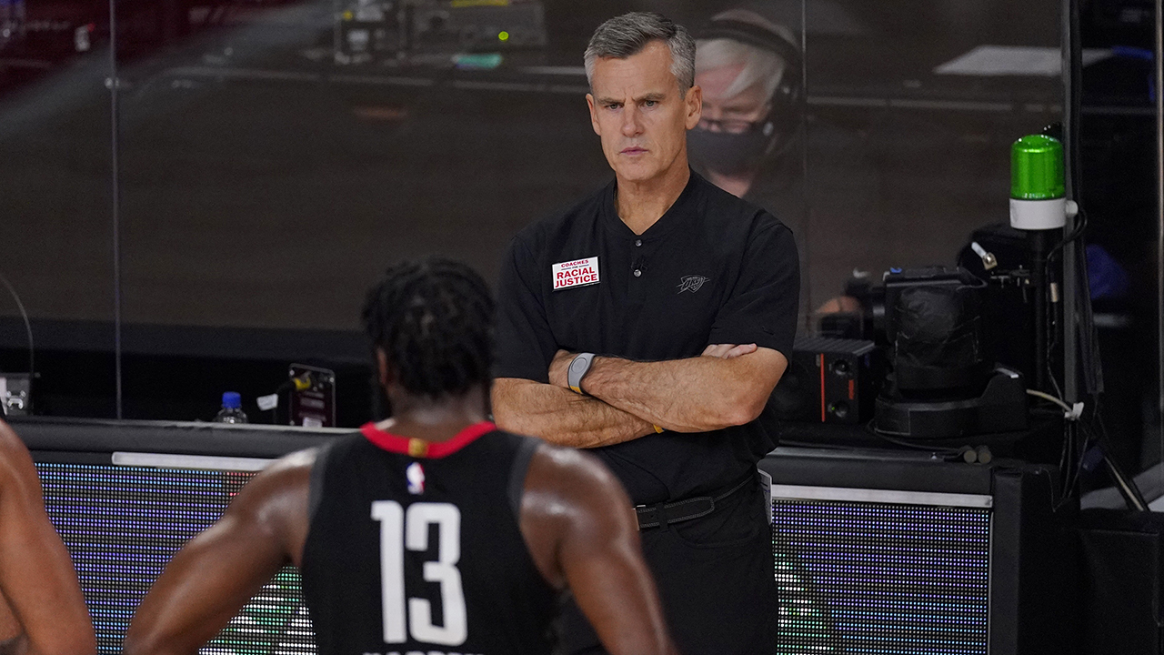 For Billy Donovan, job with Bulls `came out...