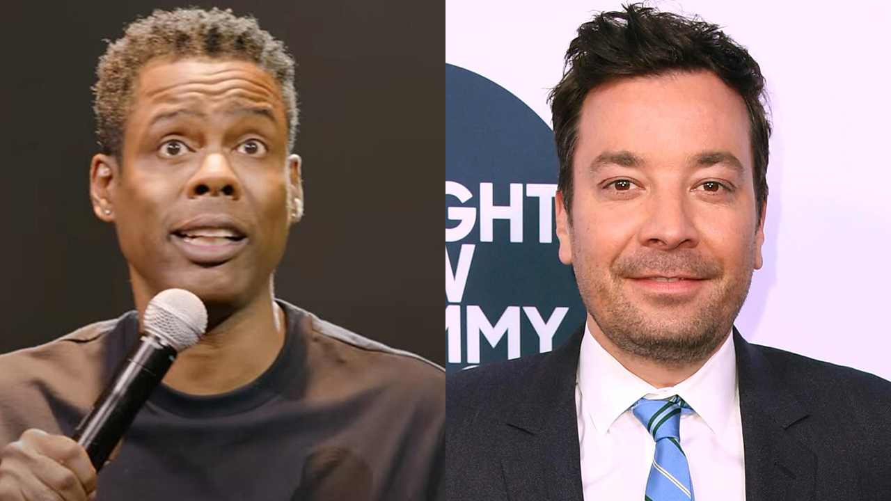 Chris Rock addresses Jimmy Fallon's blackface controversy: 'He didn't mean anything' - Fox News
