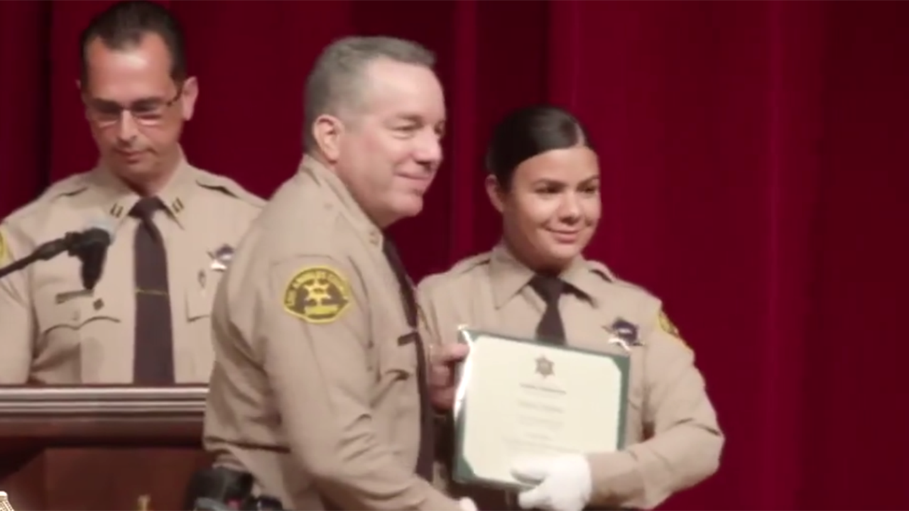 Wounded hero LA County sheriff`s deputy identified, was...
