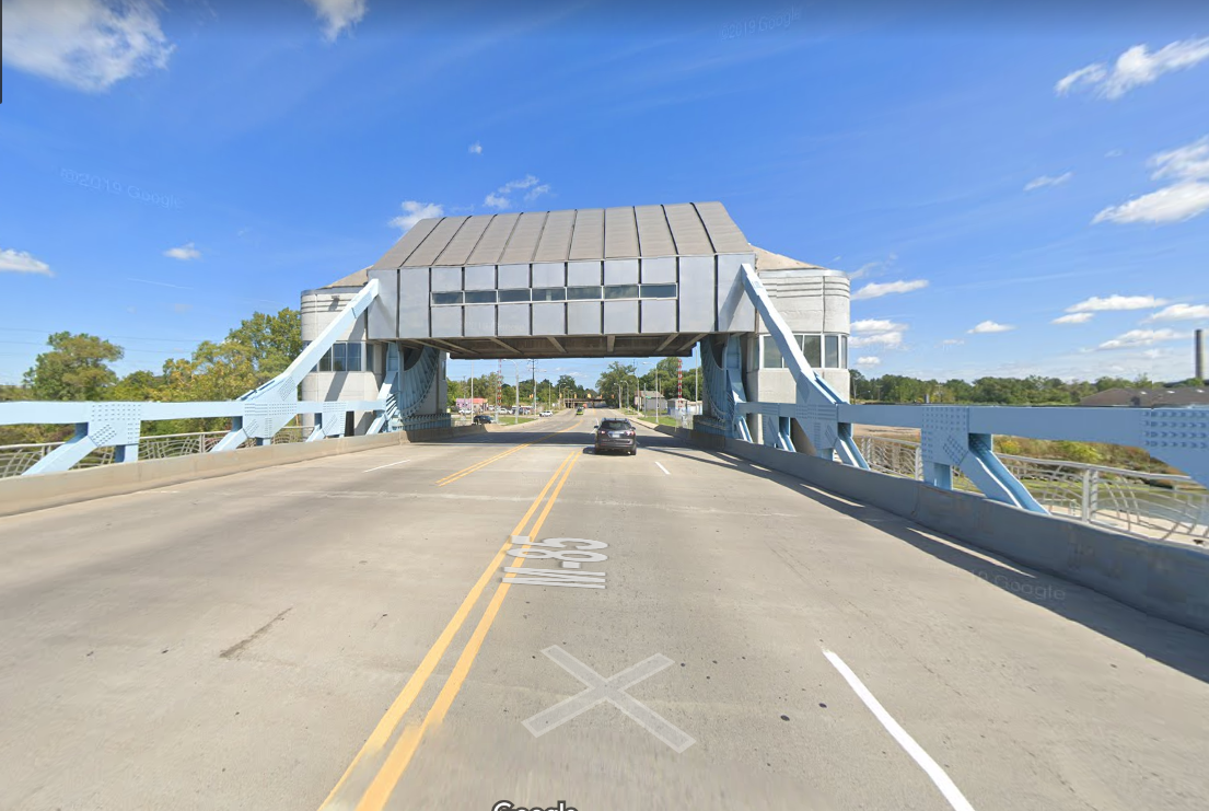 Michigan driver arrested after pulling 'Dukes of Hazzard' stunt over Detroit bridge