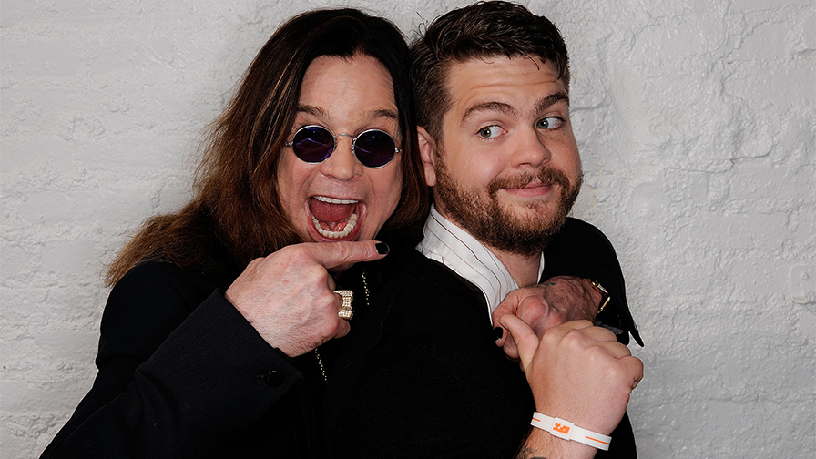 Jack Osbourne recalls the 'rough' year his family has endured 'on so many levels' due to health woes