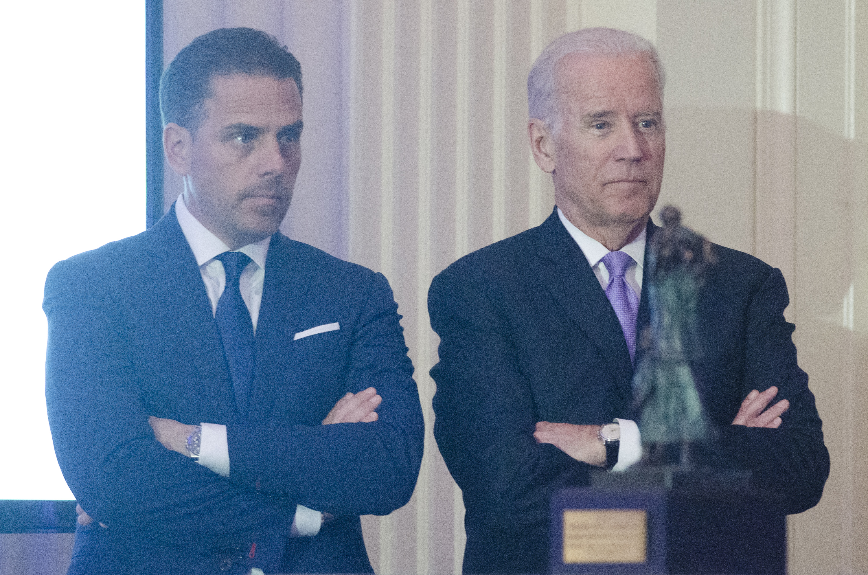 Biden denies family profited from his name, says 'no basis' to Hunter Biden story