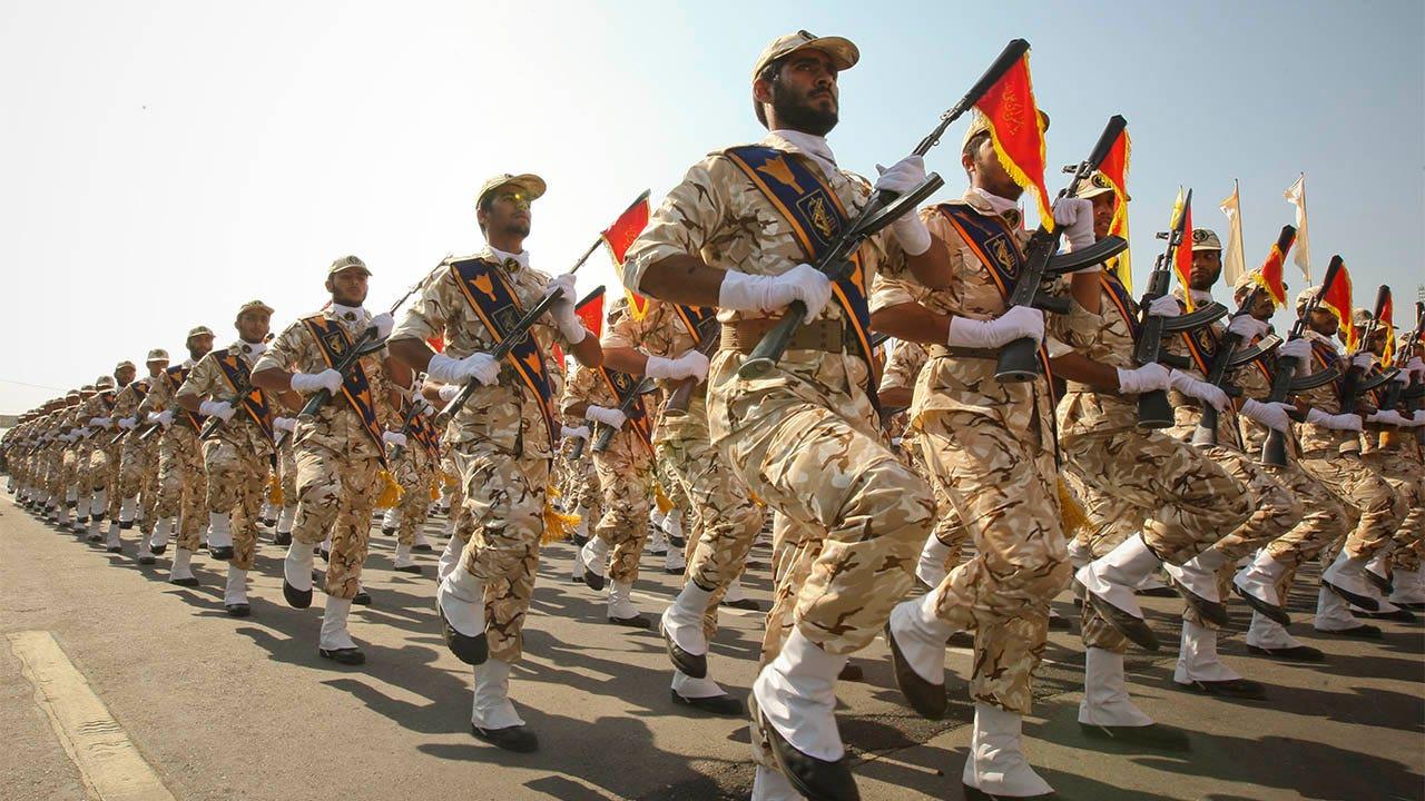Iran's Islamic Revolutionary Guard: 'Strike teams' sent to patrol oil-rich province