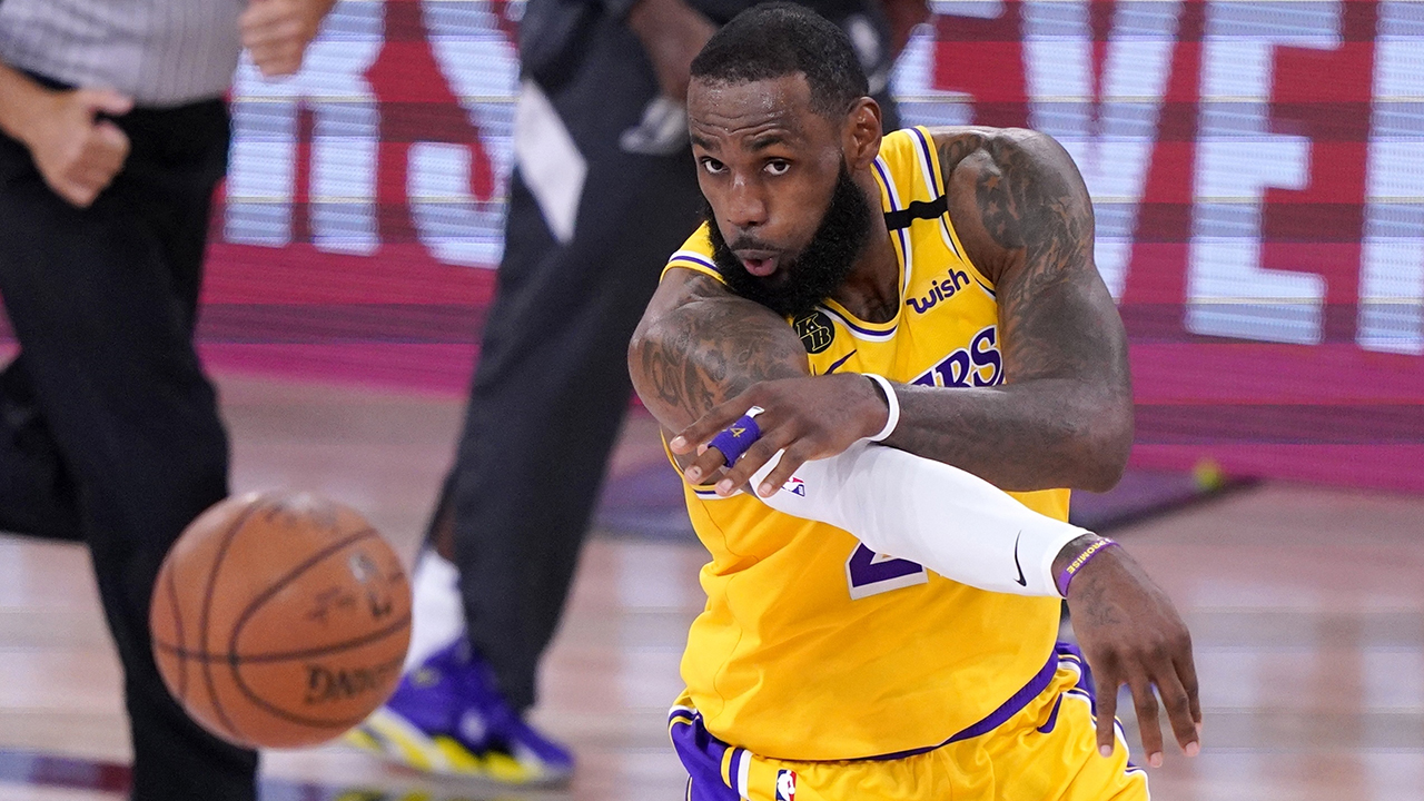 Lakers roll past Nuggets 126-114 in West finals opener - fox