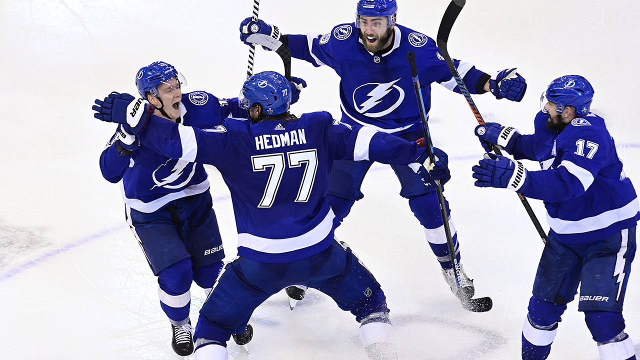 Lightning strikes twice for Pat Maroon in second consecutive Stanley Cup win - fox
