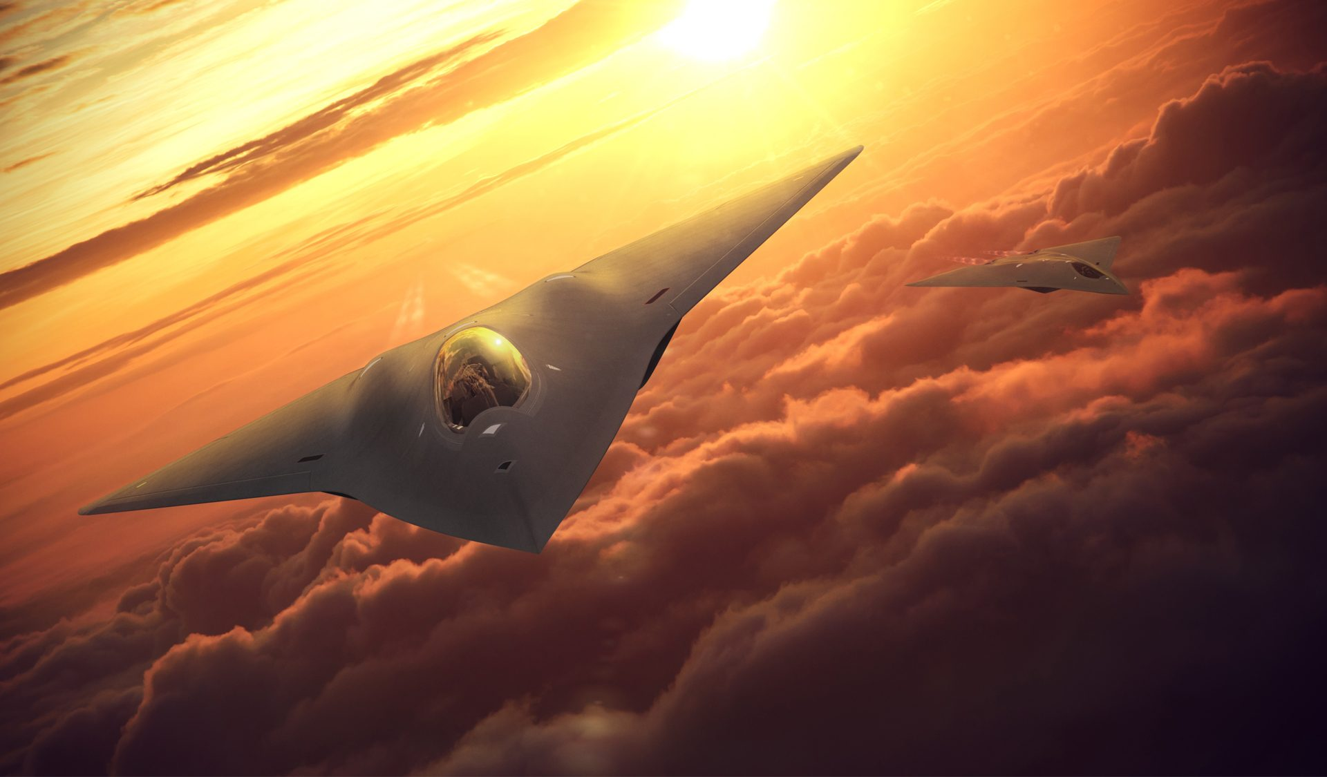 6th-gen takes to the air: The fastest, stealthiest, most lethal aircraft ever?