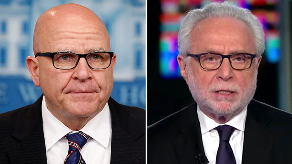 McMaster rejects CNN question on whether military would remove Trump if he doesn