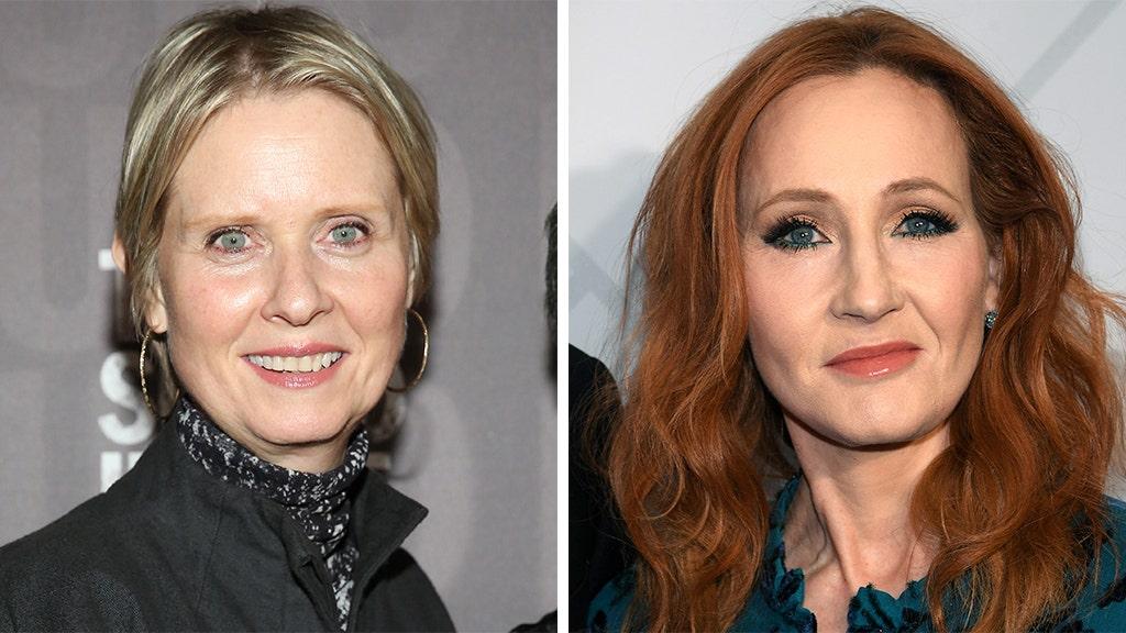 Cynthia Nixon nói rằng những bình luận của JK Rowling về giới tính là 'thực sự đau đớn' đối với con trai chuyển giới của cô