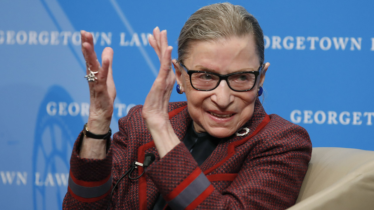 Ruth Bader Ginsburg, aka 'Notorious RBG,' was an unparalleled cultural icon