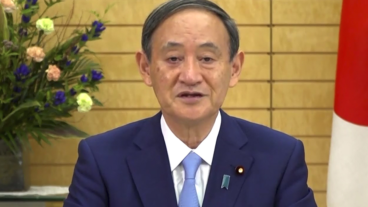 Japan`s new prime minister vows to host Olympics...