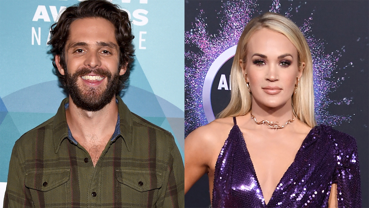 Fans upset over Carrie Underwood Thomas Rhett's 2020 ACM Awards entertainer of the year tie – Fox News