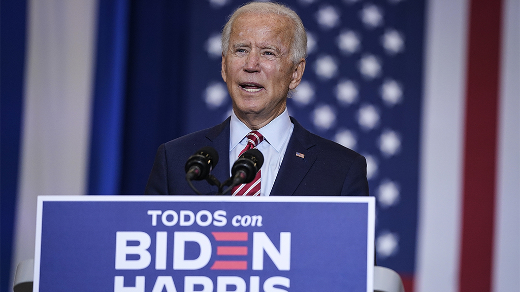 Biden panned for playing 'Despacito' at Hispanic Heritage Month event thumbnail