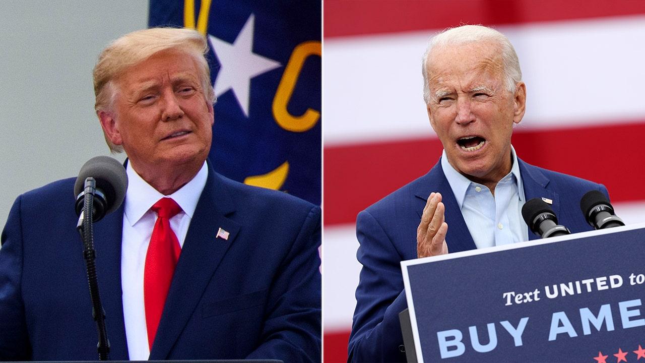 Biden supporters trying to take over 'Trump corner' on popular Florida street - Fox News