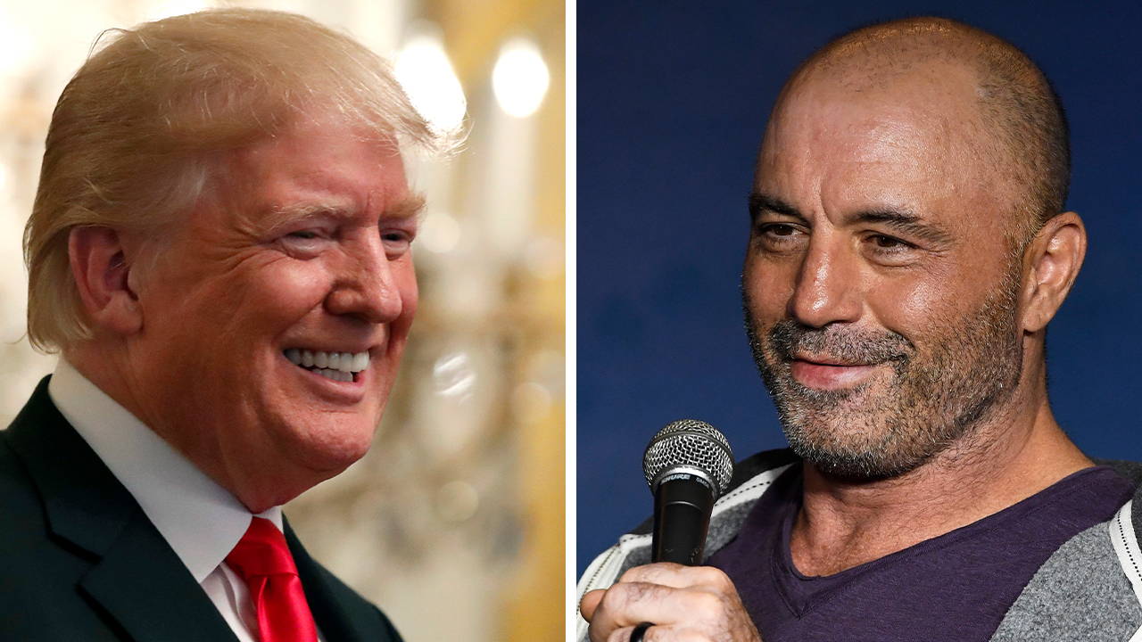 Trump shares clip of Joe Rogan comparing Biden to 'flashlight' with 'dying battery' – Fox News