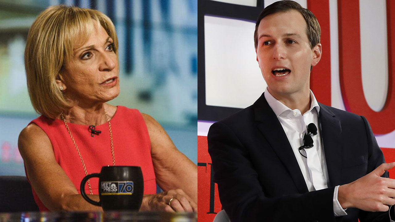 Kushner cancels interview with MSNBC's Andrea Mitchell after saying Abraham Accords is 'not Middle East peace' – Fox News