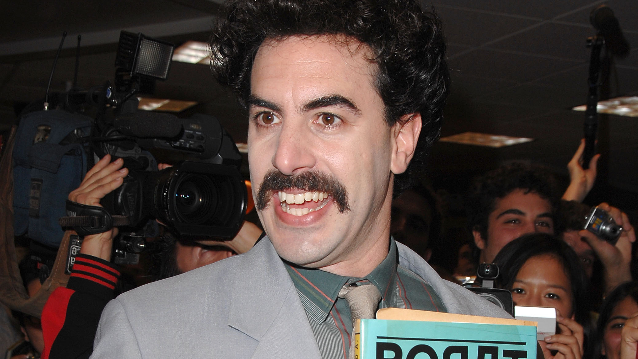 'Borat' sequel -- thumbnail
