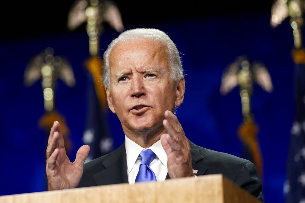 Biden says he's worried about Trump's 'insurrection' talk in Spanish-language interview