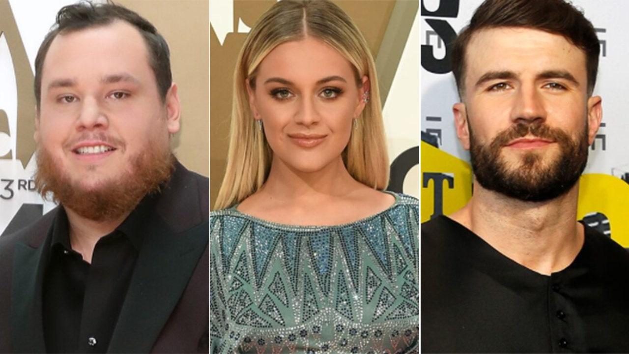 Luke Combs, Kelsea Ballerini, Sam Hunt among 6 leading CMT Music Awards nominations